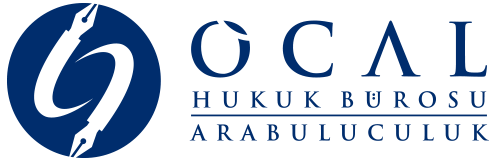 ÖCAL Hukuk Bürosu Logo